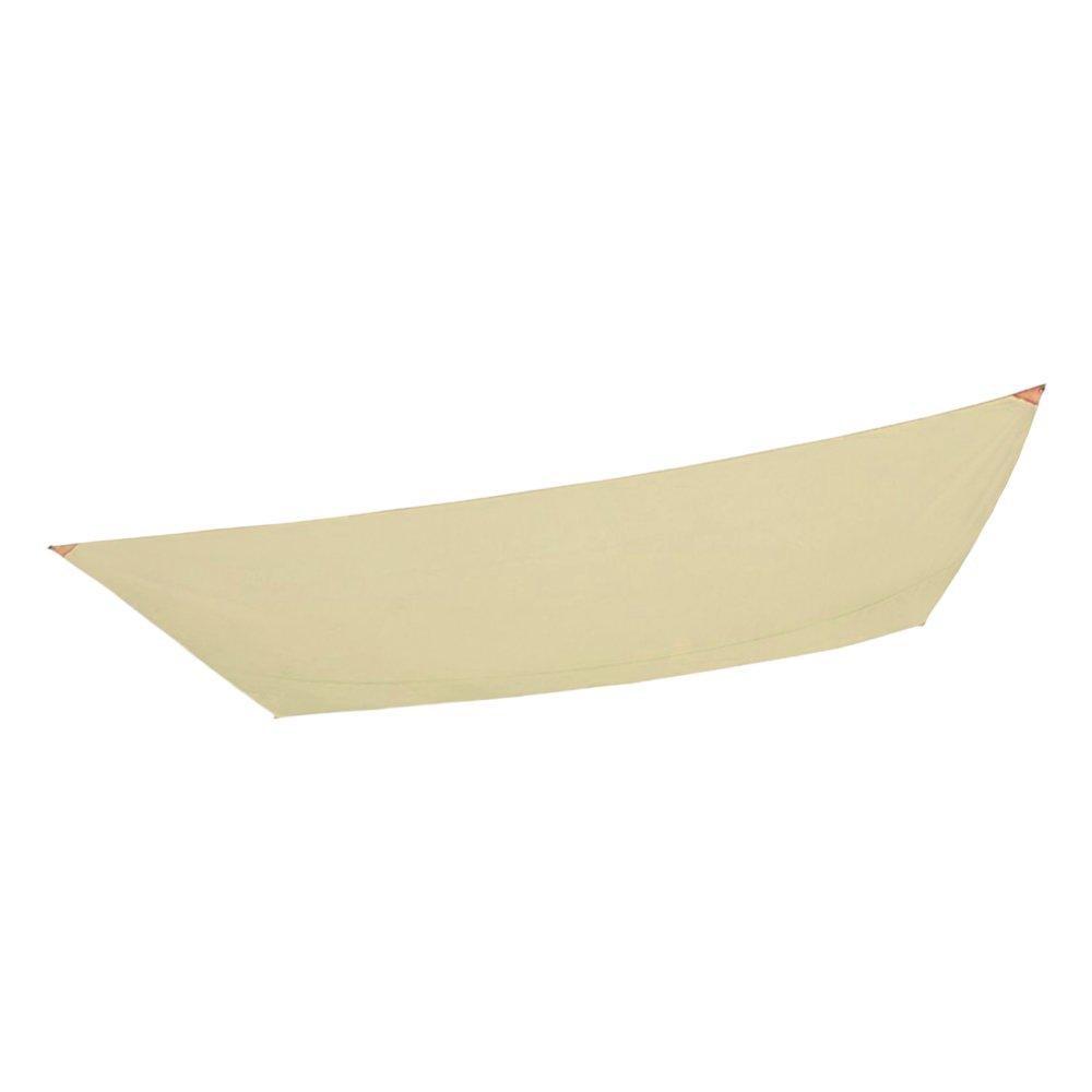 Gazebo a Vela per Giardino Crema 200x300 cm Aktive 53917