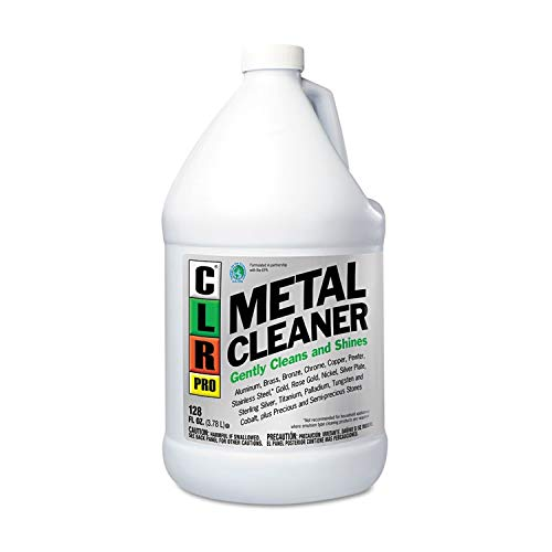CLR PRO Metal Cleaner, 128 oz Bottle - JELCLRMC-4PRO by CLR PRO (Image #1)