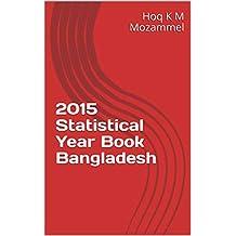 2015 Statistical Year Book Bangladesh