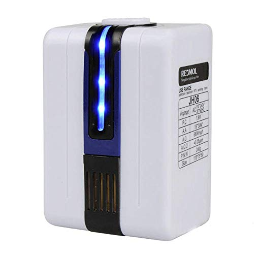 FAIYIWO 110-240V Negative Ion Home Mini Air Purifier Ozonator Purify Cleaner FAIYIWO