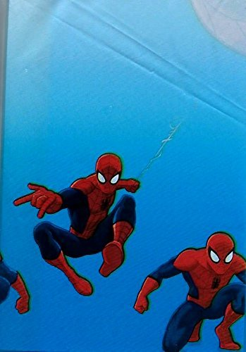 Spider Man Party Table Cover (Marvel Ultimate Spider-man Table Cover)