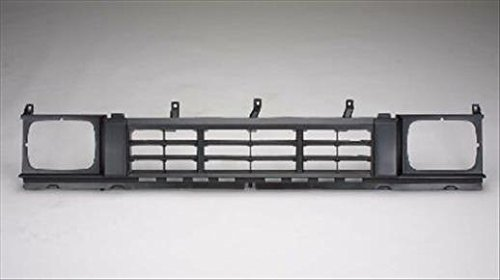 OE Replacement Nissan/Datsun Pickup Grille Assembly (Partslink Number NI1200109)