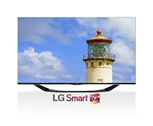 LG Electronics 47LA6900 47-Inch Cinema Screen Cinema  3D 1080p 120Hz LED-LCD HDTV with Smart TV and Four Pairs of  Glasses (2013 Model)