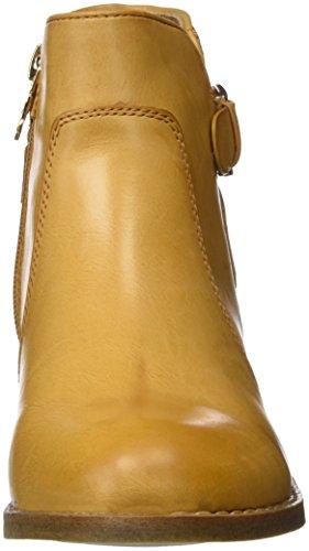 XTI 046736, Botines para Mujer Hueso (Camel)