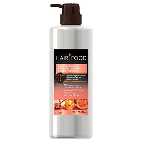 Clairol Hair Food Color Care Shampoo Infused with White Nectarine and Pear Fragrance 17.9 Ounce
