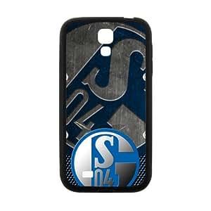 The Deutschland Fussball FC Gelsenkirchen Schalke 04 Cell Phone Case for Samsung Galaxy S4