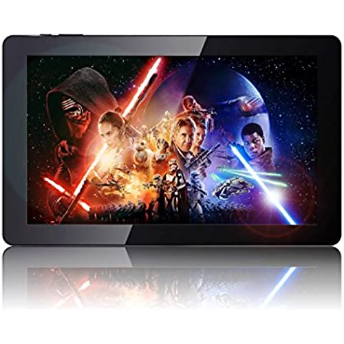 Fusion5 10.6 108 Octa Core Google Android 5.1 Lollipop Tablet PC - 2GB RAM, 16GB Storage 2MP and 5MP Camera with AutoFocus, Android Coupons