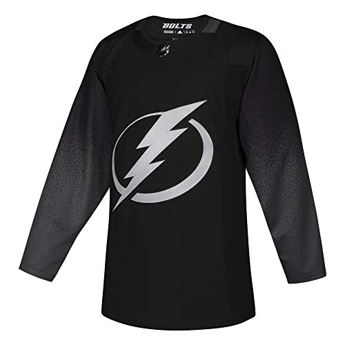 adidas Tampa Bay Lightning Black Alternate Authentic