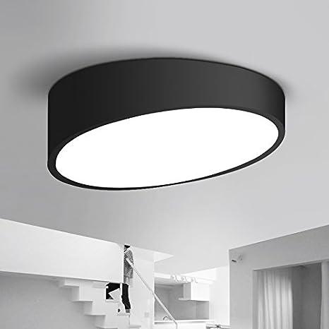 FLRLY Easy Fit modernos y Retro sombra de luz de techo ...