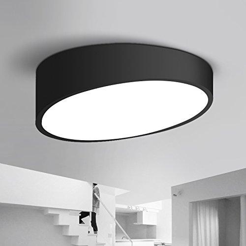 BLYC- Schöpferischen Persönlichkeit runden LED Lampe modern minimalistischen Wohnzimmer Schlafzimmer Licht Lampe Durchmesser Restaurant Balkon 400 / 600mm , 600mm