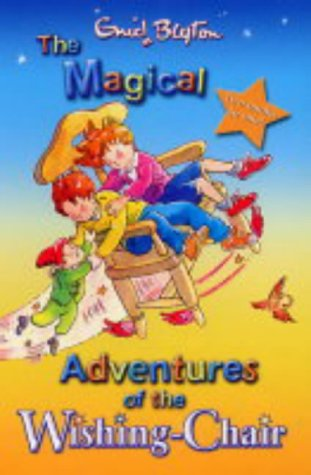 Download The Magical Adventures of the Wishing Chair pdf epub