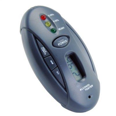 3 opinioni per Sidiou Group Etilometro Portachiavi Gadget auto con torcia e cronometro