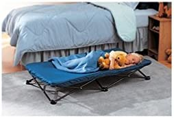 Regalo My Cot Portable Travel Bed,steel(5001)