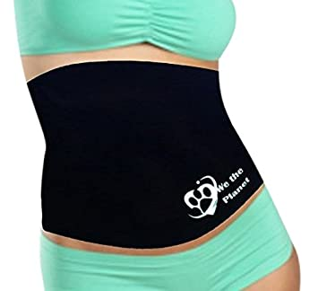 7e32da36d Neoprene Waist Trimmer   Slimming Belly Wrap for Women and Men – Thermo  Trainer for Weight