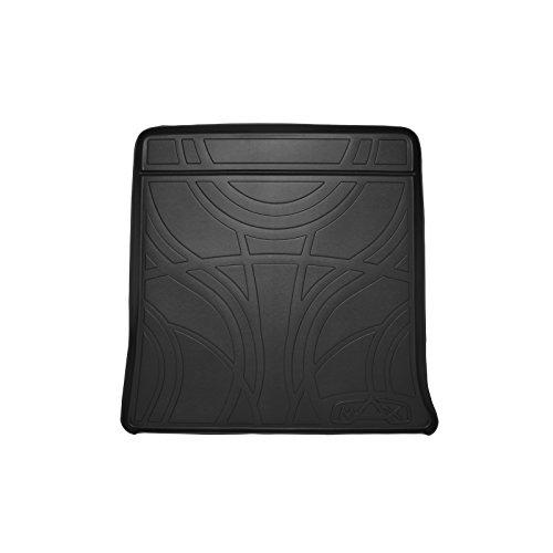 SMARTLINER All Weather Cargo Liner Floor Mat Black for 2010-2017 Chevrolet Equinox/GMC Terrain