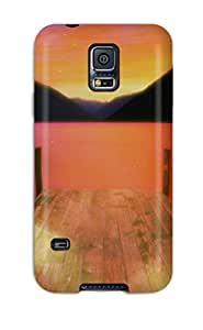Best 1898416K79360055 For Galaxy S5 Protector Case Coastline Of Beauty I Know Ever One Wants To See Places Whic Phone Cover