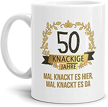 Frau zum geburtstag lustige 50 sprüche 50. Geburtstag