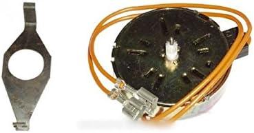 Brandt–micromoteur programador derecha 12Dent para Lava Ropa Brandt