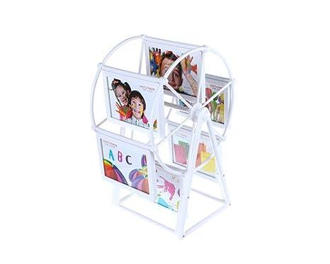 Amazon.com : CLOVER 3 inch Ferris Wheel Photo Frame for Fujifilm ...