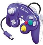 ニンテンドーゲームキューブ専用コントローラ バイオレット&クリア