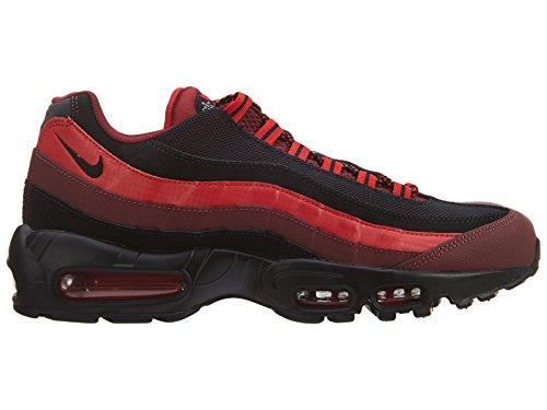 Nike Air Max 95 Essential Sneakers Da Uomo 749766-300 Rosso / Nero