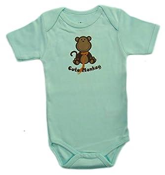 576f8f9cb Amazon.com  C E baby - Organic Cotton - Onesie - Short Sleeve ...