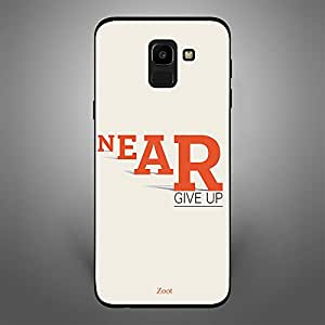 Samsung Galaxy J6 Never Give Up