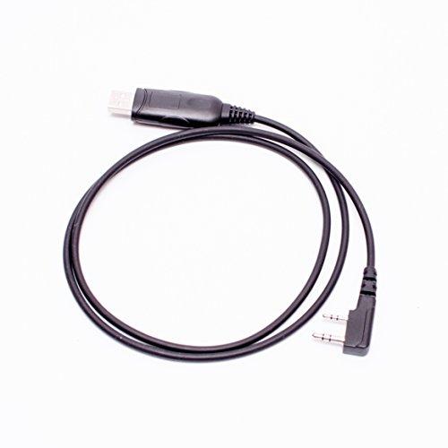 maxtop APCUSB-K2 USB Programming Cable for Kenwood TK-2160 TK-3160 TK-2170 TK-3170 Nexedge NX-220 NX-230 NX-240V NX-320