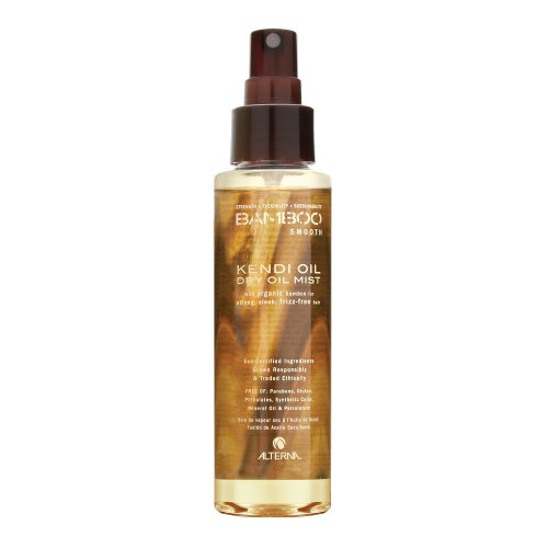 Alterna - Bamboo Smooth Kendi Oil Dry Oil Mist For Frizz-Fre