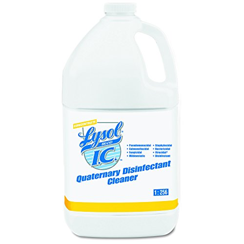 Quaternary Disinfectant Cleaner - 4