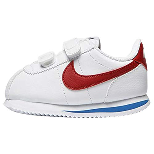 super popular abb53 d66d3 Unisex varsity varsity Cortez Niños Basic black Blanco tdv Zapatillas  Running Red Sl Nike Royal 103 ...