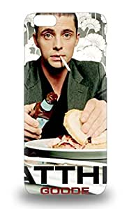 New Diy Design Mat Thew Goode The United Kingdom Male Chasing Liberty For Iphone 6 Plus 3D PC Soft Cases Comfortable For Lovers And Friends For Christmas Gifts ( Custom Picture iPhone 6, iPhone 6 PLUS, iPhone 5, iPhone 5S, iPhone 5C, iPhone 4, iPhone 4S,Galaxy S6,Galaxy S5,Galaxy S4,Galaxy S3,Note 3,iPad Mini-Mini 2,iPad Air )
