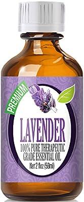 French Lavender Essential Oil 100% Pure Therapeutic Grade