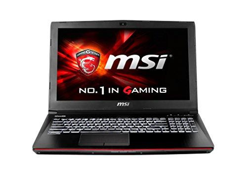 Vorschaubild MSI GE62 6QC Apache 39,6 cm (15,6 Zoll) Notebook (Intel Core i7 -6700HQ (Skylake), 8GB DDR4 RAM, 1TB HDD, 128GB SSD, NVIDIA Geforce GTX 960M, Win 10 Home) schwarz