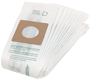 Genuine Royal Dirt Devil Type D Vacuum Bags (10-Pack), 3670148001