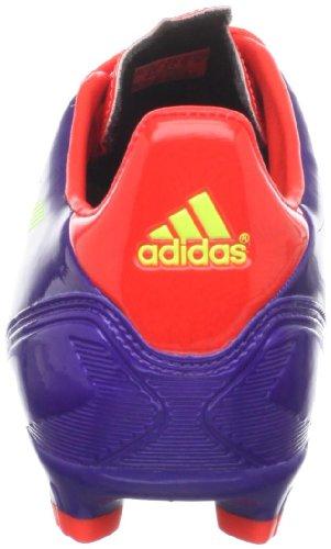 Adidas Heren F10 Trx Fg Voetbal Cleat Geanodiseerd Paars / Licht / Infrarood