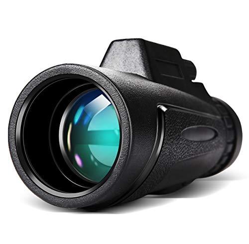 🥇 Monocular Telescope High Power 12×50 Dual Focus Optics Zoom Starscope