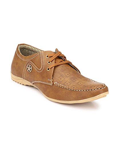 Buy Marpens shoes Men Tan Casual