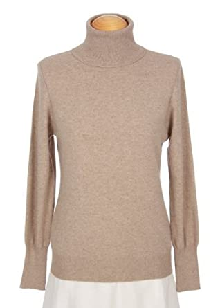 Shephe Women's Turtleneck Cashmere Sweater at Amazon Women's ...