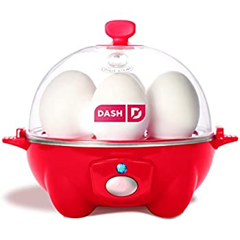 Dash Rapid Egg Cooker, Red
