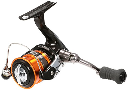 SHIMANO 13 SOARE BB C2000PGSS Spinning fishing reel Review
