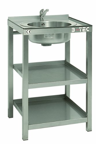 b-tec-as-b-stainless-steel-modular-work-table-with-wash-basin-and-spigot-600-mm-length-x-600-mm-widt