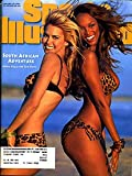 Valeria Mazza & Tyra Banks Unsigned Sports Illustrated Magazine - January 29, 1996