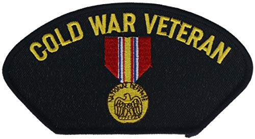 Cold War Veteran & National Defense Medal 5