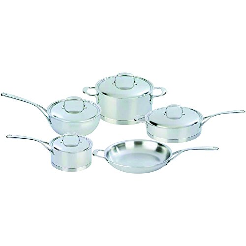 Demeyere Atlantis 9-pc Stainless Steel Cookware Set