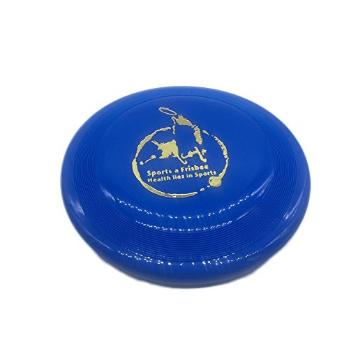 Frisbee Plastic Flying Discs One Piece/Color Random Delivery