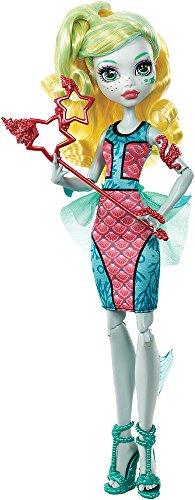 Monster High Dance The Fright Away Lagoona Blue -
