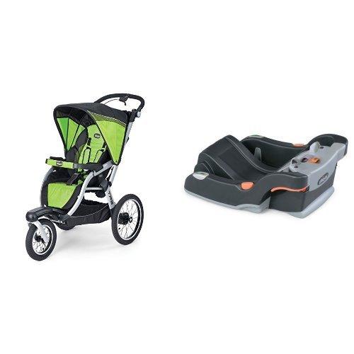 3 Wheel Tandem Double Stroller - 5