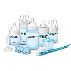 Philips AVENT Classic Newborn Gift Set, Blue