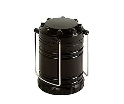 GlowCity's Collapsible Indoor / Outdoor Camping LED Lantern